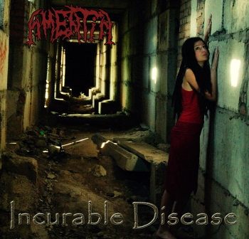 Постер Amentia - Incurable Disease [2011, Technical Death Metal, MP3]
